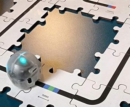 Puzzle do Ozobota - zestaw dodatkowy